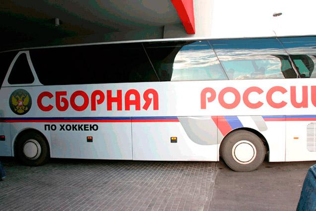Оклейка автобусов в Москве