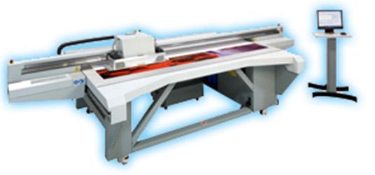 UV широкоформатная печать