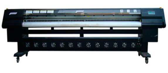 Высокоскоростной широкоформатный принтер Icontek FD 3308 (Seiko SPT 1020)