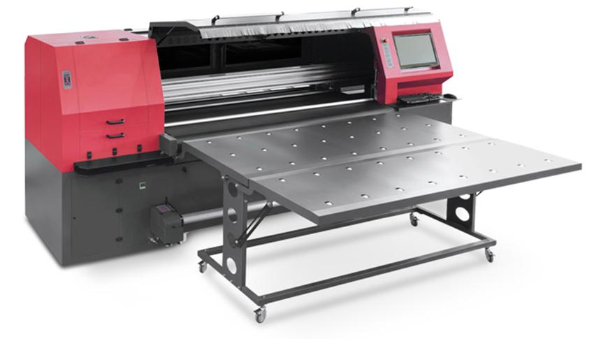 Широкоформатны УФ принтер для интерьерной печати LASCO UV 220
