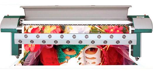Высокоскоростной широкоформатный принтер Infiniti FY-3208H (Seiko SPT 510)