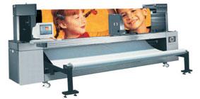 Широкоформатный принтер HP Scitex Grand