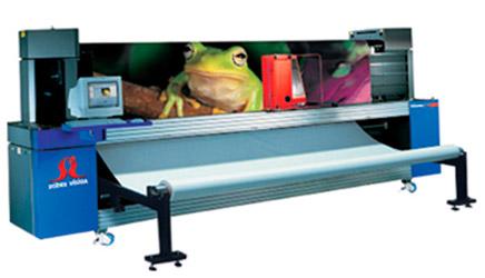 Промышленный широкоформатный принтер HP Scitex Grand Jet 3,2 м