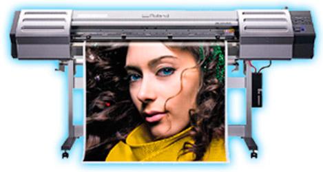 Широкоформатны принтер для интерьерной печати Roland SJ-645 JET PRO II