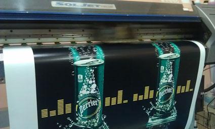 Интерьерная широкоформатная печать плакатов А1, 1440 dpi